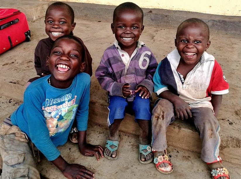 Orfanato Las Gacelas RDC